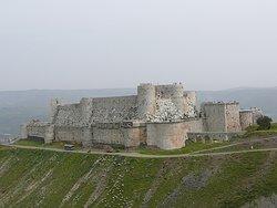 Qala'at al-Hosn (Krac des Chevaliers)
