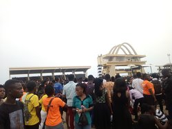 Independence square of Ghana