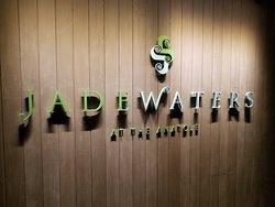 Jade Waters sign