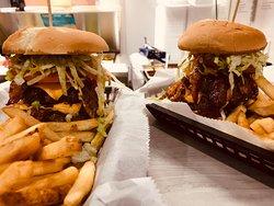 Fresh gourmet burgers !!!!
