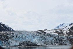 Glacier in Glacier Bay