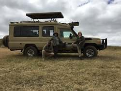 Safari in the Serengeti amazing!!!  Best thing we did was pick Amani Afrika to plan our Safari. Superb!!!