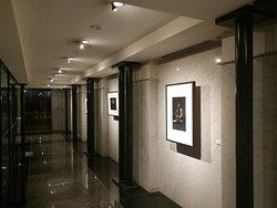 foyer 2o piso antes de tomar el ascensor