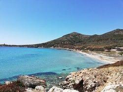 Spiaggia di Coaquaddus