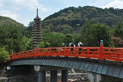 Thirteen Story Stone Pagoda