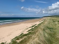 Machrihanish Beach