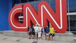 Atlanta is the Home of CNN Headquarters