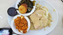 Local Soul Food - A must try when vising Atlanta.