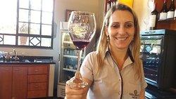 Degustação na Casa Geraldo, Andradas, Minas Gerais.