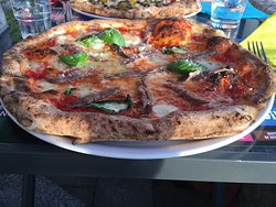 Une bonne pizza mais sans plus
