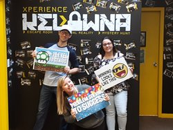Xperience Kelowna Escape - Escape Room & Virtual Reality Arcade