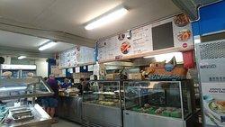 Fish hunt in Goldcoast (Peters Fish Market)