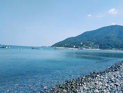 Manseongri Black Sand Beach