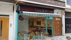 Best Cafe in Crawley.  The Love Bean Cafe.