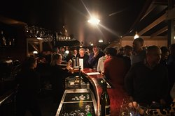 Jack Frost Bar + Lounge for Apres, Bar Snacks,  Live Music and a relaxing place to unwind with friends.