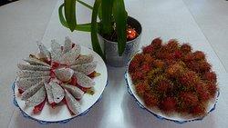 Unsere Gesunde Thailändische Dessert Spezialitäten!