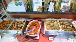Diverse Events-Buffet im Restaurant Lachmatt!