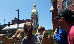 """Checking out """"The Gold Dome"""" of KC"""