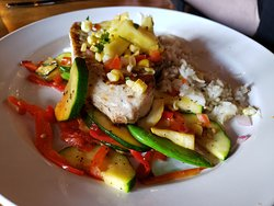 Mudlick Chargrilled Swordfish Special