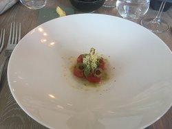 San Marzano tomato starter.