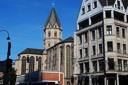 Sankt Andreas Kirche