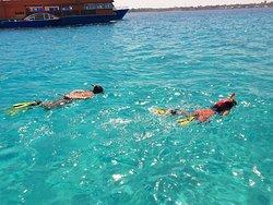Karibikfeeling Tour / Sandbank