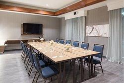 Murphy Room- Boardroom set up