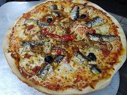 Chez Le Sicilien Pizzarella