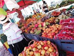 Plaza De Mercado De Villa De Leyva