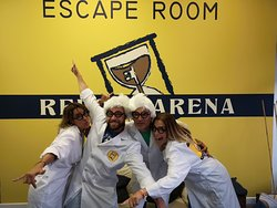 Escape Room Reloj de Arena
