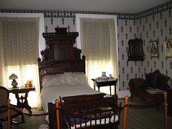 Inside the Octagon House