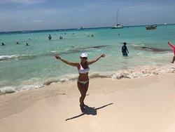 Great beach 🏝