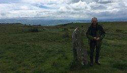 Mitchell's Fold Stone Circle