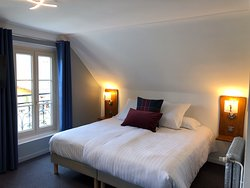 CHAMBRE N°10 SUPERIEUR GENEPI Hôtel Beuil Valberg