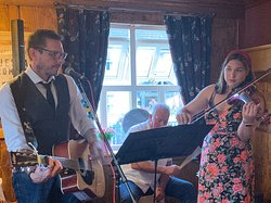 My Tin Monkey performing at Two Rivers Hotel and Restaurant June 2019