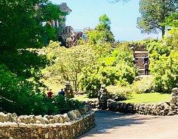 Grounds of Gillette Castle.