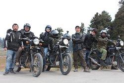 Zanskar  Valley Group Tour - Friends from Vietnam
