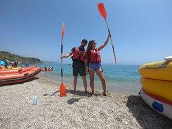 Ruta en Kayak Nerja-Maro ¡100% RECOMENDABLE!