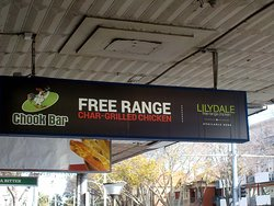 ‪Chook Bar Lilydale Free Range Charcoal Chicken‬