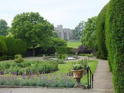 Great history, lovely grounds and castle