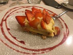 Crostata con fragole