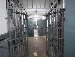 監獄内の様子。