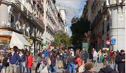 Calle de la Montera