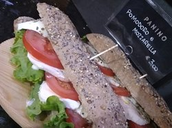 I nostri gustosissimi panini. Ma quanto sono belli oltre ad essere buonissimi!