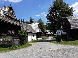 Muzeum oravské vesnice