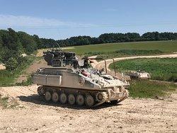 The Tank Driving Company