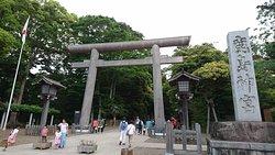 鹿島神宮入口