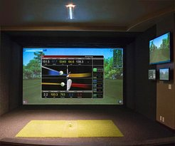 are you excited for golf simulators