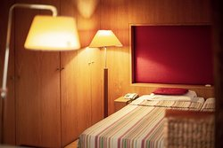 All apartments are nicely decorated and are furnished with a double bed.