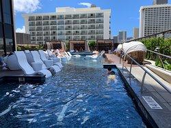 Super 4-Sterne Hotel in Waikiki zu fairem Preis
